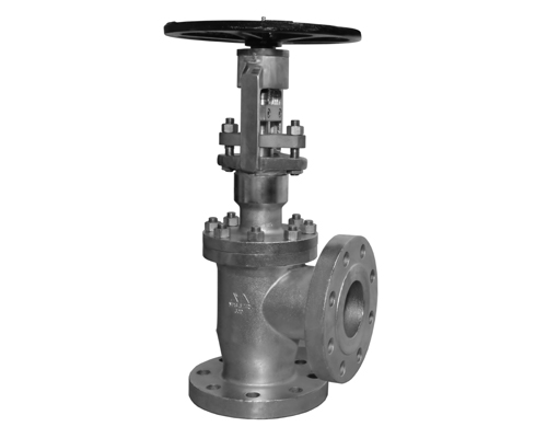 Bellows seal valves