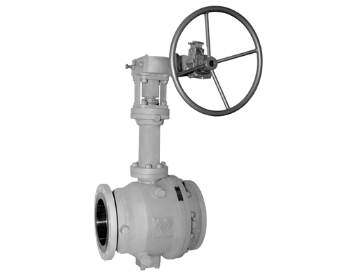 Metal seated valves